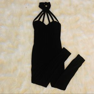 Naked Wardrobe Jumpsuit 🖤